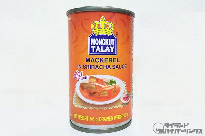 シラチャーソースのサバ缶、期待して食べてみたが・・・