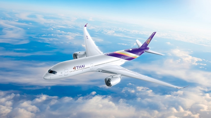 タイ国際航空  7月13日より福岡=バンコク線を増便、週10便体制に増便