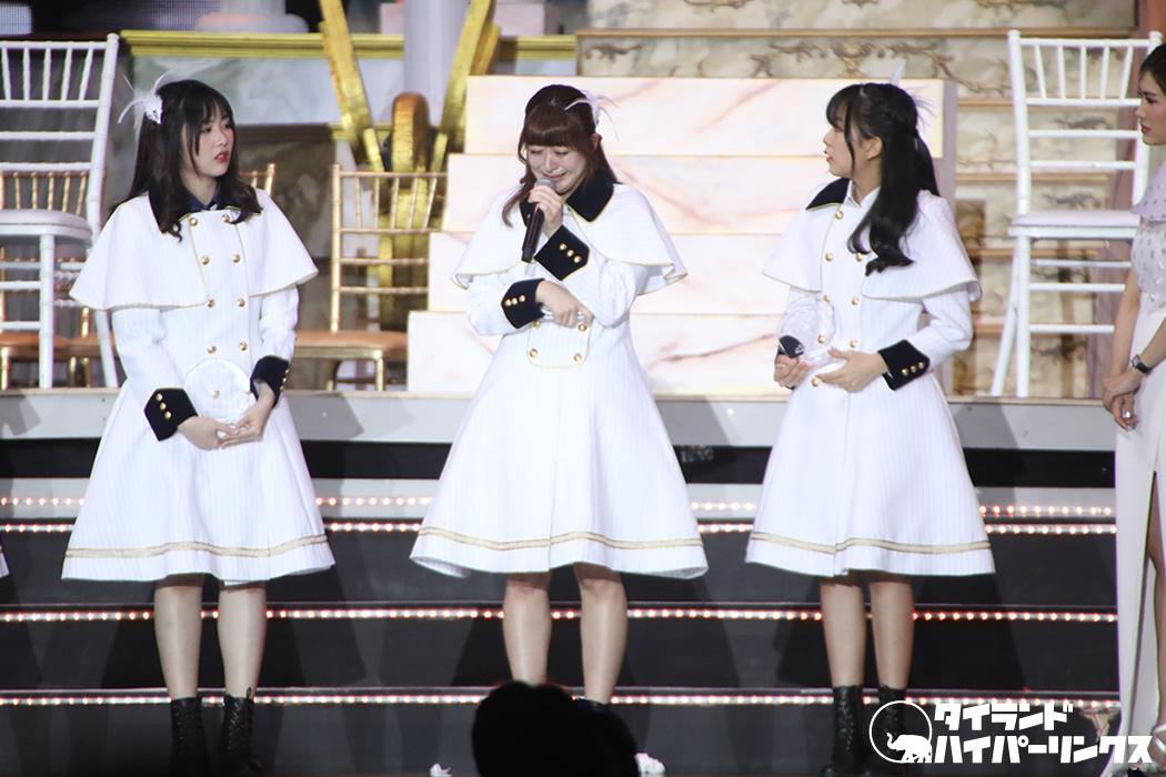 21位 伊豆田莉奈(チームBⅢ AKB48から移籍) 9,305票