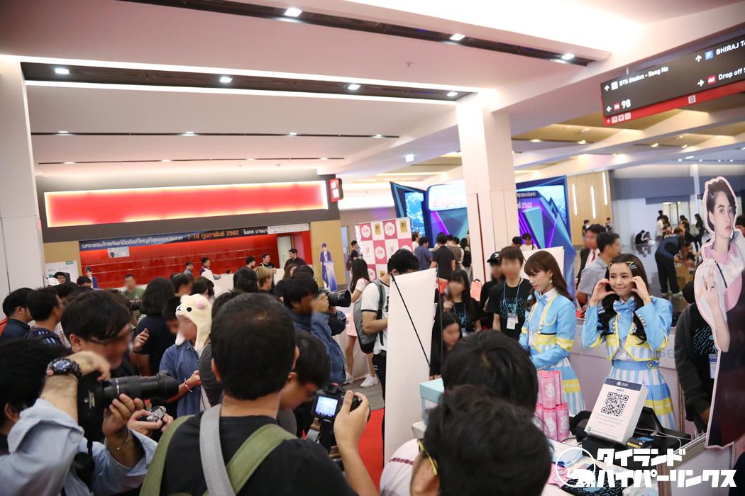 タイのドルオタ至福の4日間がスタート!「IDOL EXPO 2019」開幕