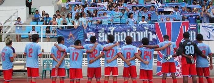 中年フットボーラーのバンコクサッカーライフ