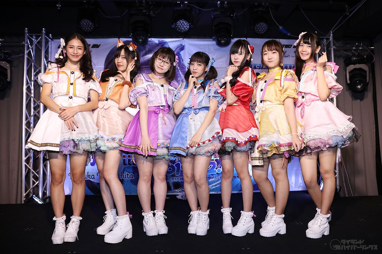 日タイ混合アイドルグループSIAM☆DREAM、「TOKYO IDOL FESTIVAL 2019」出演決定!