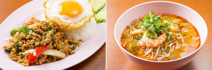 タイ語で注文したらパクチー大盛りサービス!東京ドームシティ「タイ料理研究所」と「クルン・サイアム」