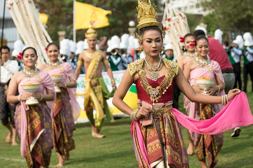 バンコクで 「エレファント ボートレース&リバーフェスティバル」を初開催