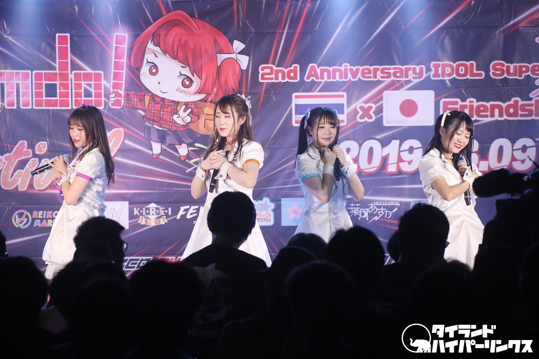 Premonyはじめてのタイ・バンコク遠征[Siamdol Festival 2019]