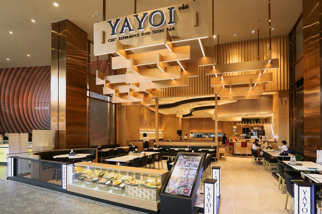 やよい軒、アイコンサイアムに日本人料理人による和食店をオープン