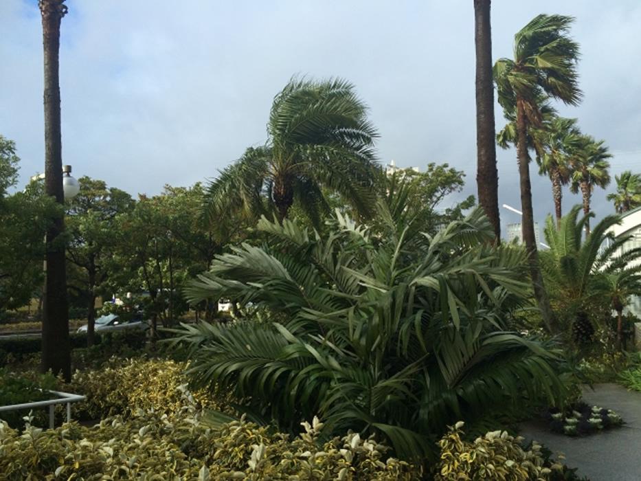 タイ正月期間中は激しい嵐に注意