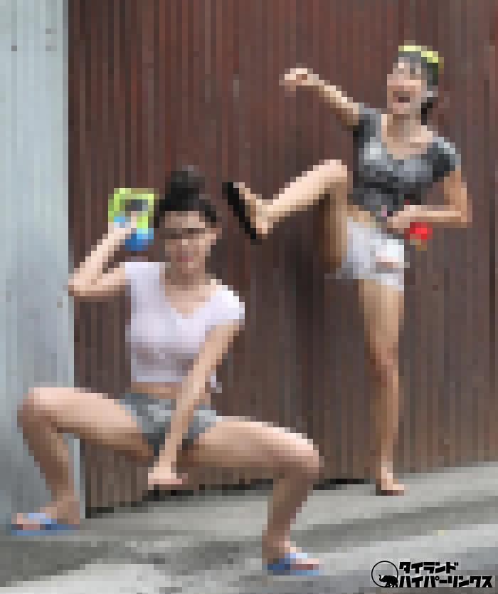 タイ正月、ヌードと飲酒のSNS投稿で逮捕も