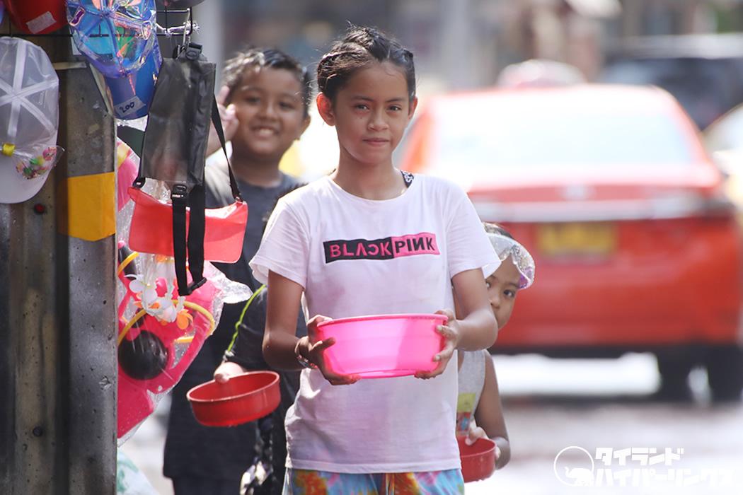 やっぱり「水かけ祭り」は楽しいね!2019年タイ正月写真集