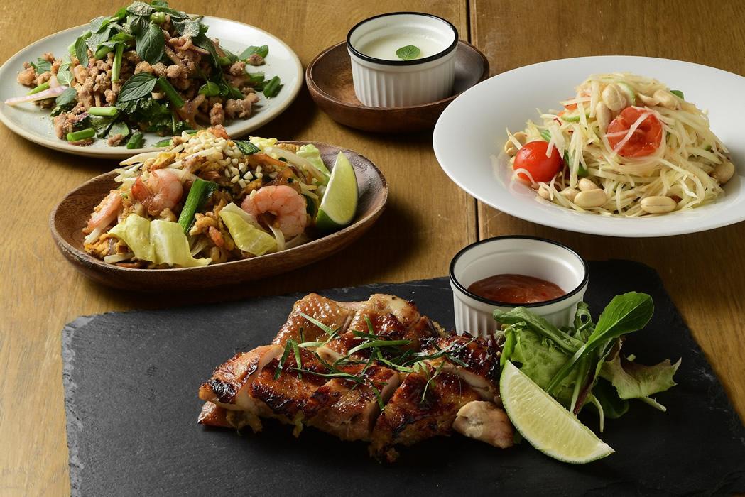 「るるぶキッチンAKASAKA」、タイ東北イサーンをフォーカス