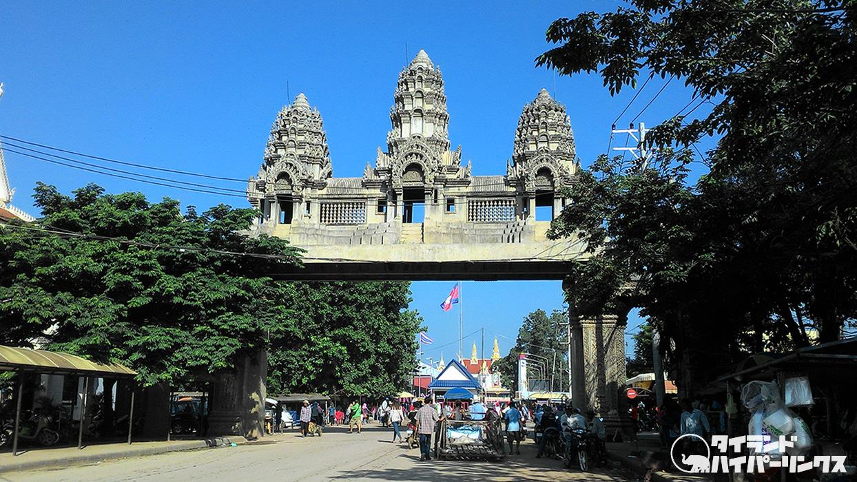 タイ-カンボジア鉄道、22日に運行の調印式