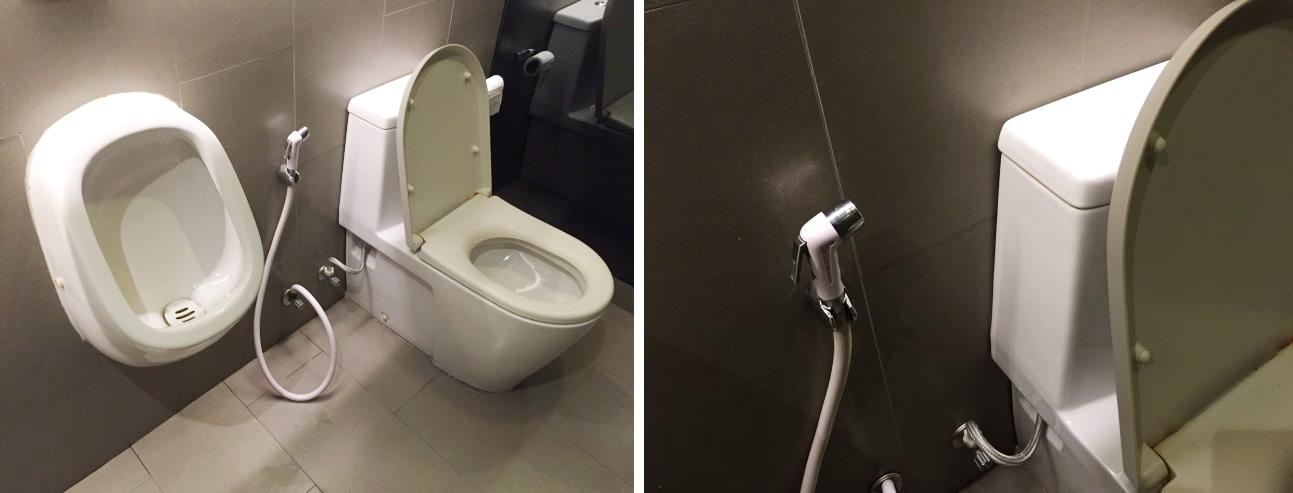 """バンコク不動産基礎講座""""トイレ""""の話"""