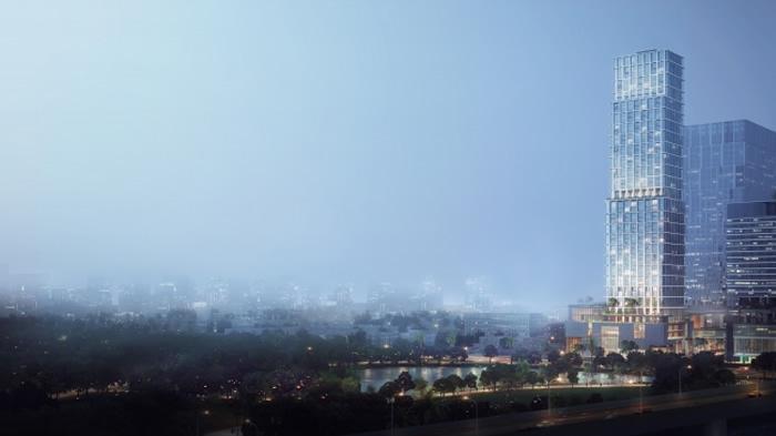 """バンコク初となるリッツ・カールトンホテルが2023年開業へ、""""One Bangkok""""エリアで"""