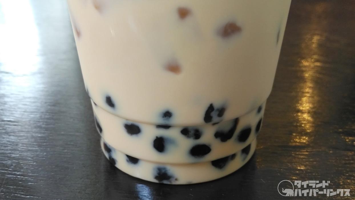 タイでもタピオカミルクティーは飲めますか?