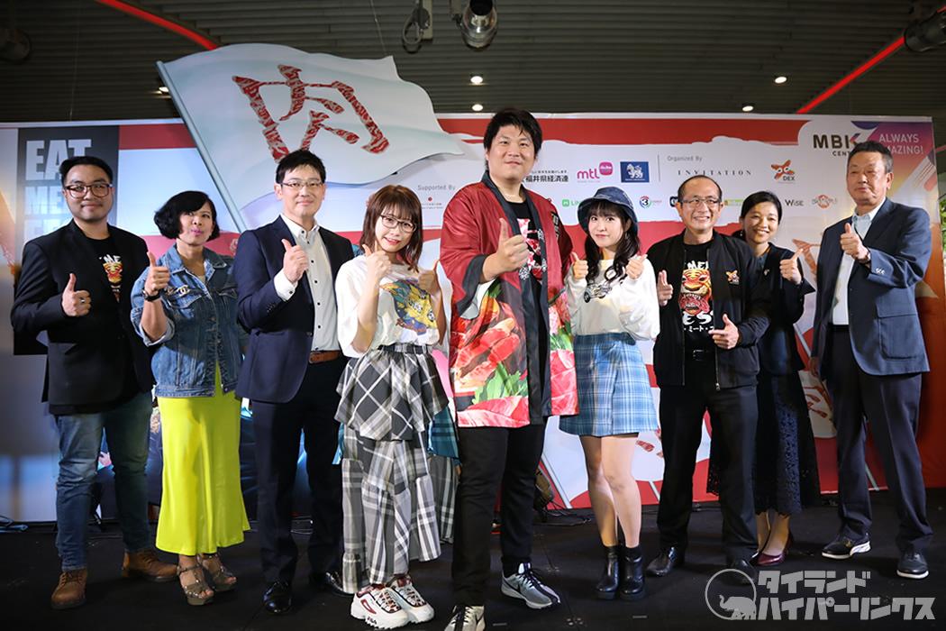 バンコクで肉祭り「EAT MEATS FEST 2」開幕!日タイから40店が出展