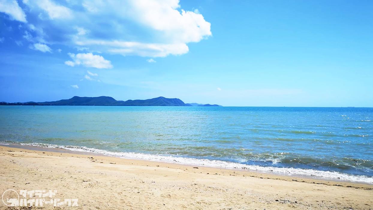 パタヤビーチで海水浴、外国人3人を逮捕