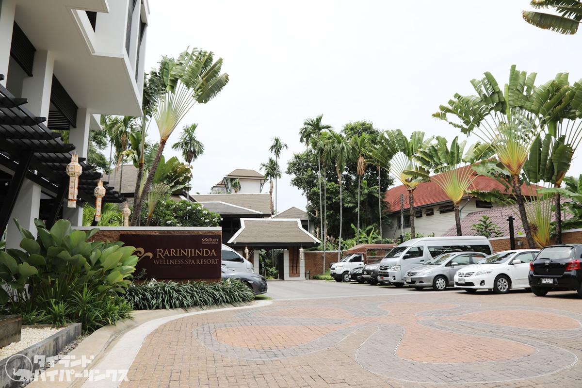 チェンマイ「ラリンジンダ ウェルネス スパ リゾート」は有名スパが手がけた5つ星ホテル
