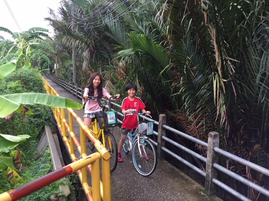 バンコクの肺「バーン・カチャオ」でサイクリング