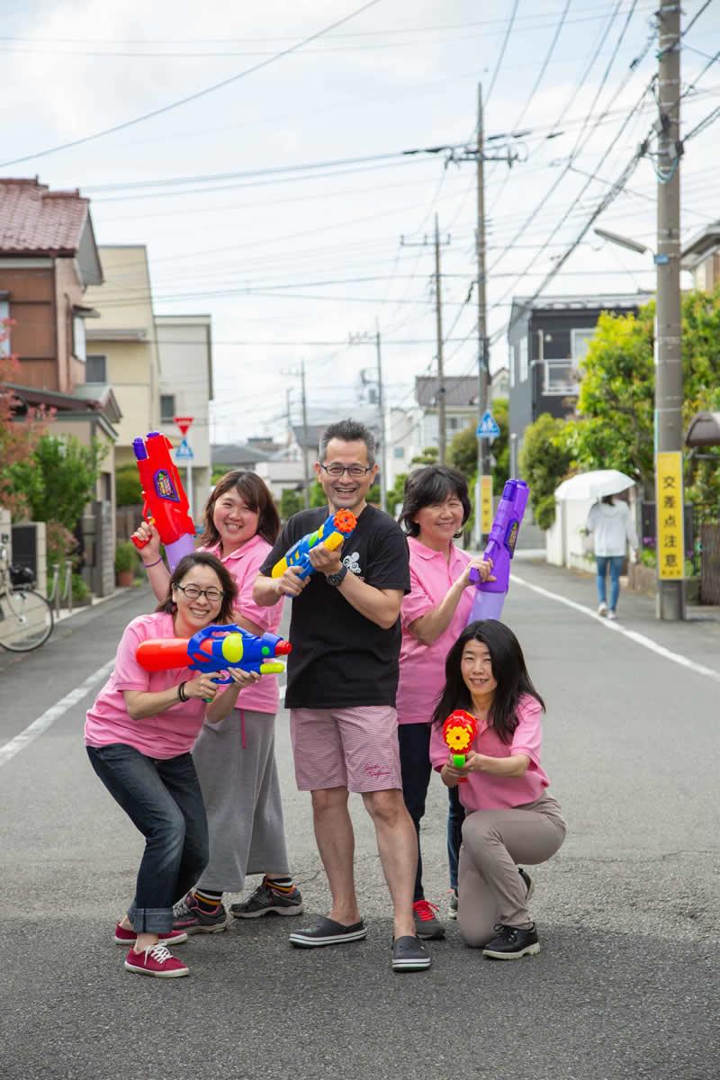 東京・町田でソンクラーン!「町田木曽水かけ祭り」が2019年7月28日開催