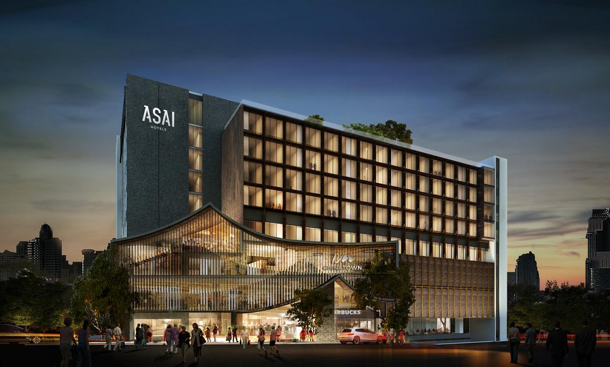 「アサイ バンコクチャイナタウン」がバンコク中華街に2020年オープン、デュシットの新ホテルブランド