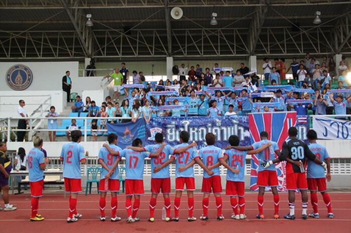 大宮アルディージャ~Rajpracha Thailand FC時代の軌跡を辿る旅(1)