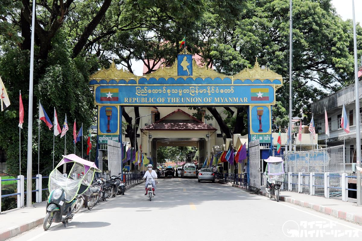 ミャンマーからのタイへの密入国を警戒、ラカイン州の感染拡大で