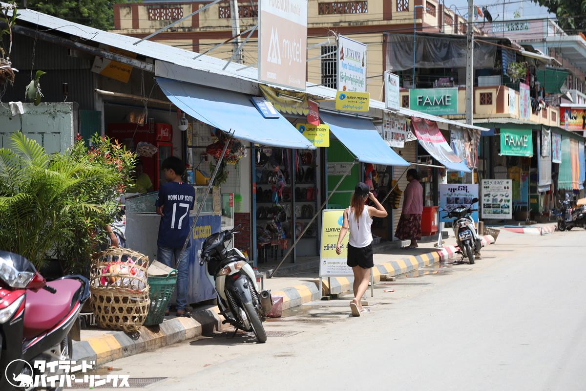 ミャンマーからタイに密入国の中国人16人を逮捕、モーイ川を泳いで渡る