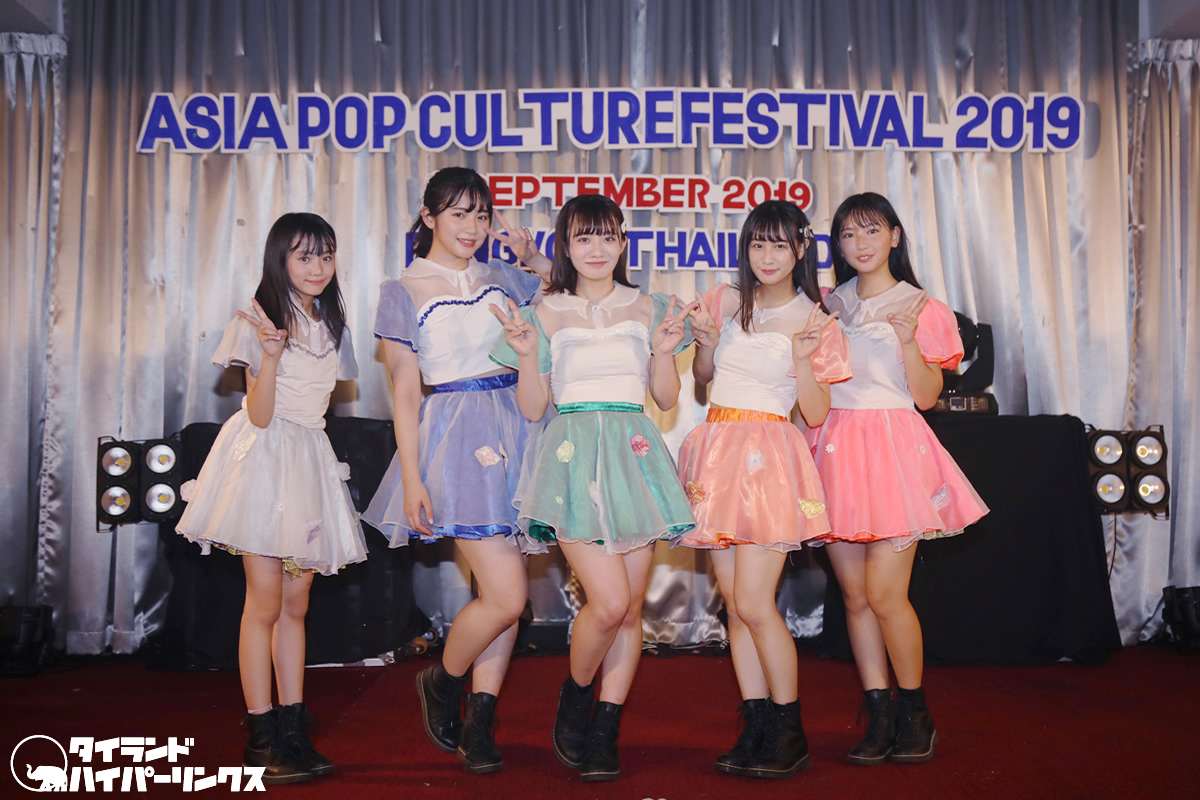 dela(デラ)名古屋からバンコクへ![Asia Pop Culture Festival 2019 in Thailand]