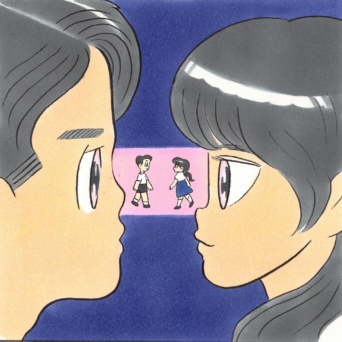 タイ人マンガ家タムくん描く映画「ホームステイ」のジェームス&チャープランBNK48が公開