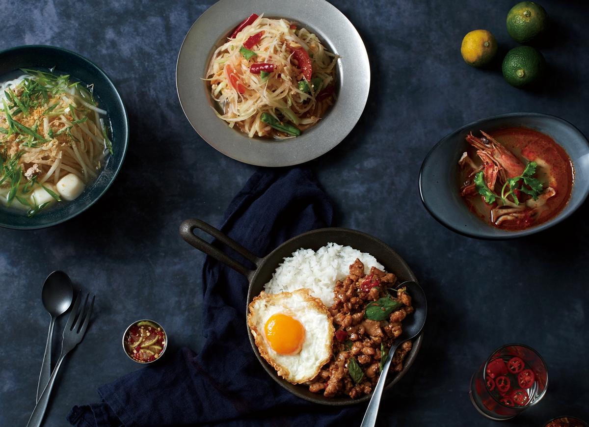 北千住にバンコク発タイ料理店「マンゴツリー」が2019年11月5日(火)オープン