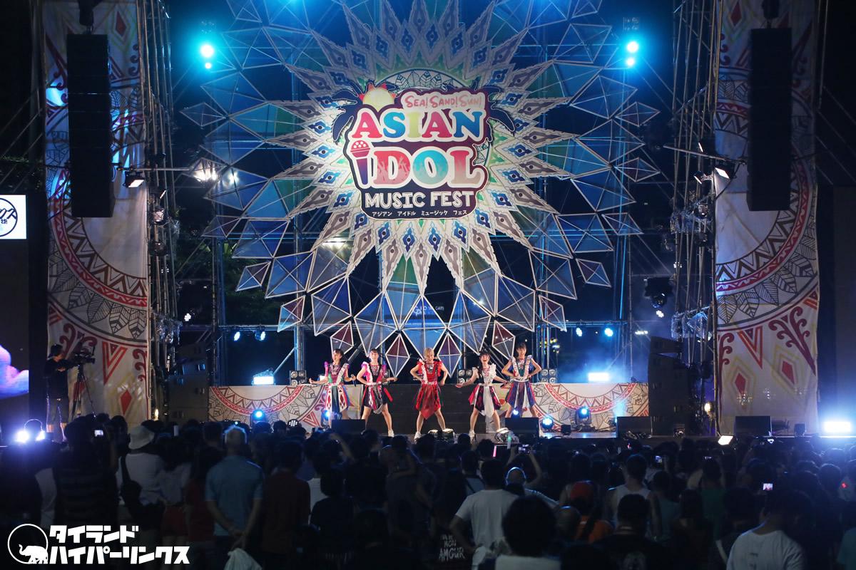 ミルクス本物、北海道からパタヤビーチへ![ASIAN IDOL MUSIC FEST 2019]