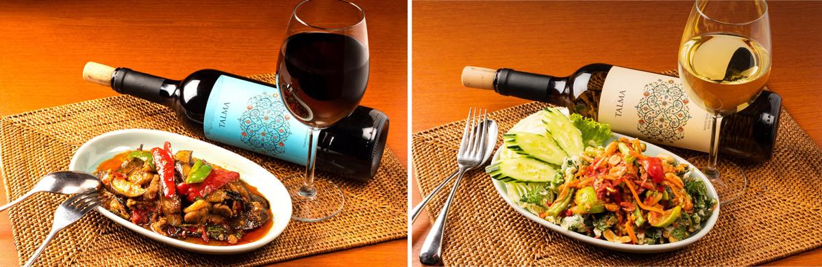 タイ料理×ワイン、「クルン・サイアム」 など10店舗でワインペアリング開始