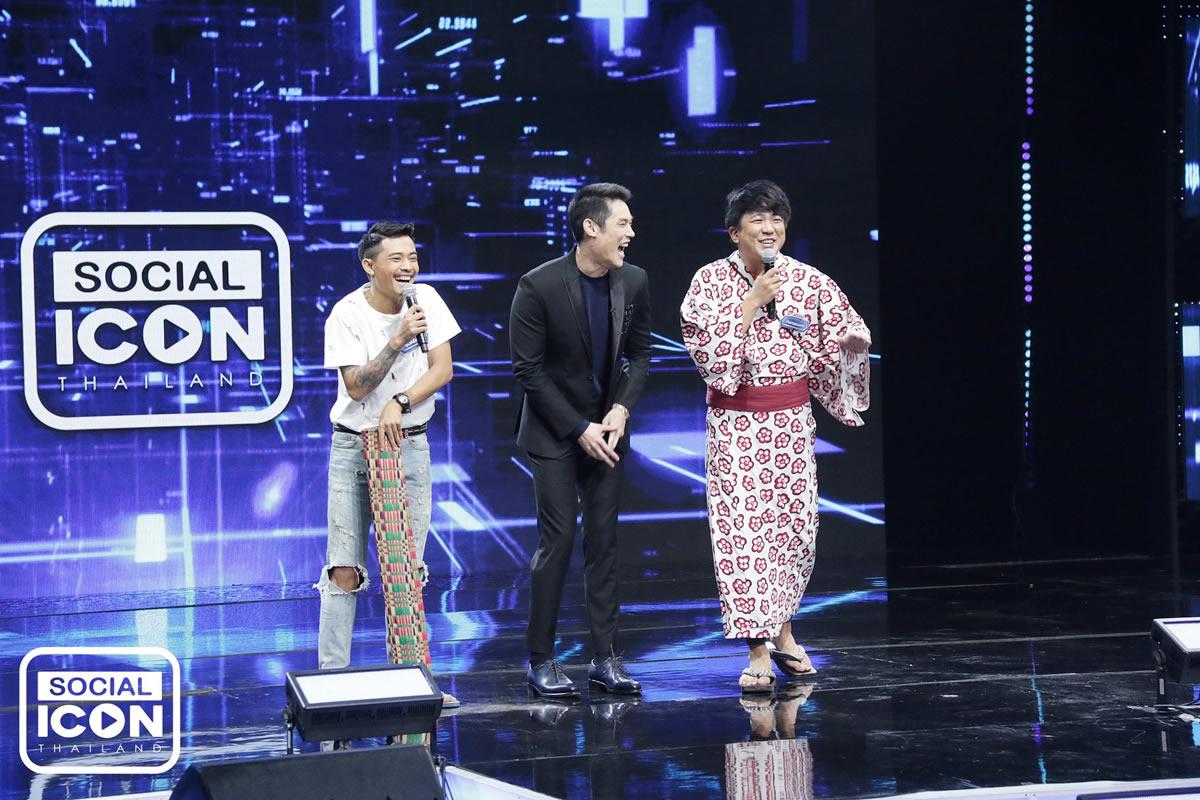 タイ住みます芸人はなずみ、オーディション番組「Social Icon」で勝ち残り中!