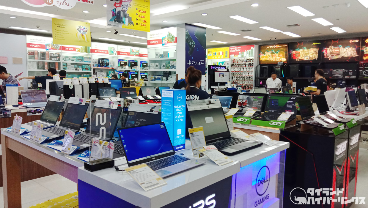 タイで売られているパソコンの殆どが日本語化不可ですって!?
