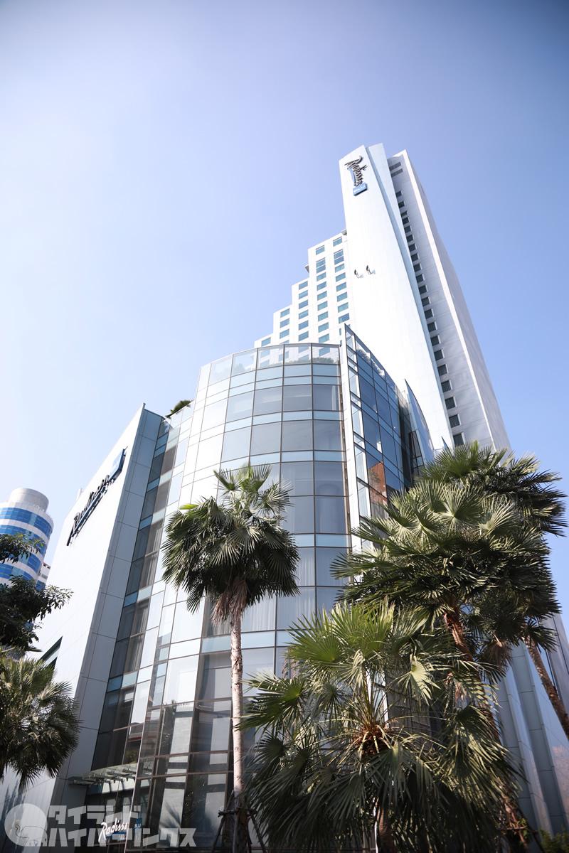 「Radisson Blu」はバンコク中心部アソークの駅チカ5つ星ホテル<PR>