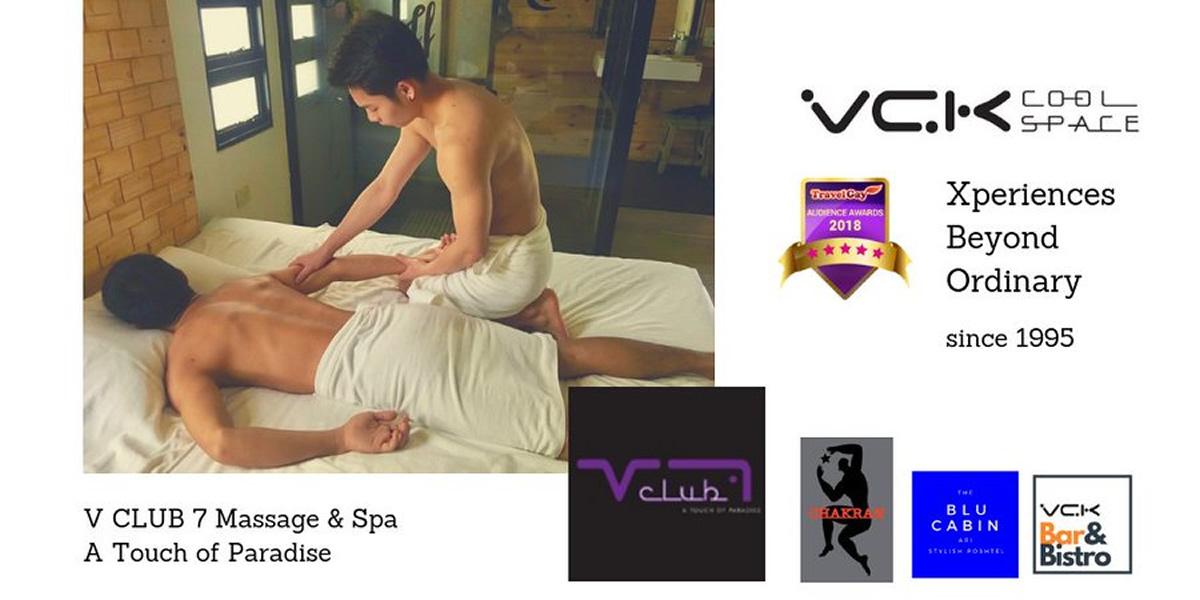 ゲイ専門スパ「V Club 7」を摘発、性的サービスと外国人マッサージ師の不法就労