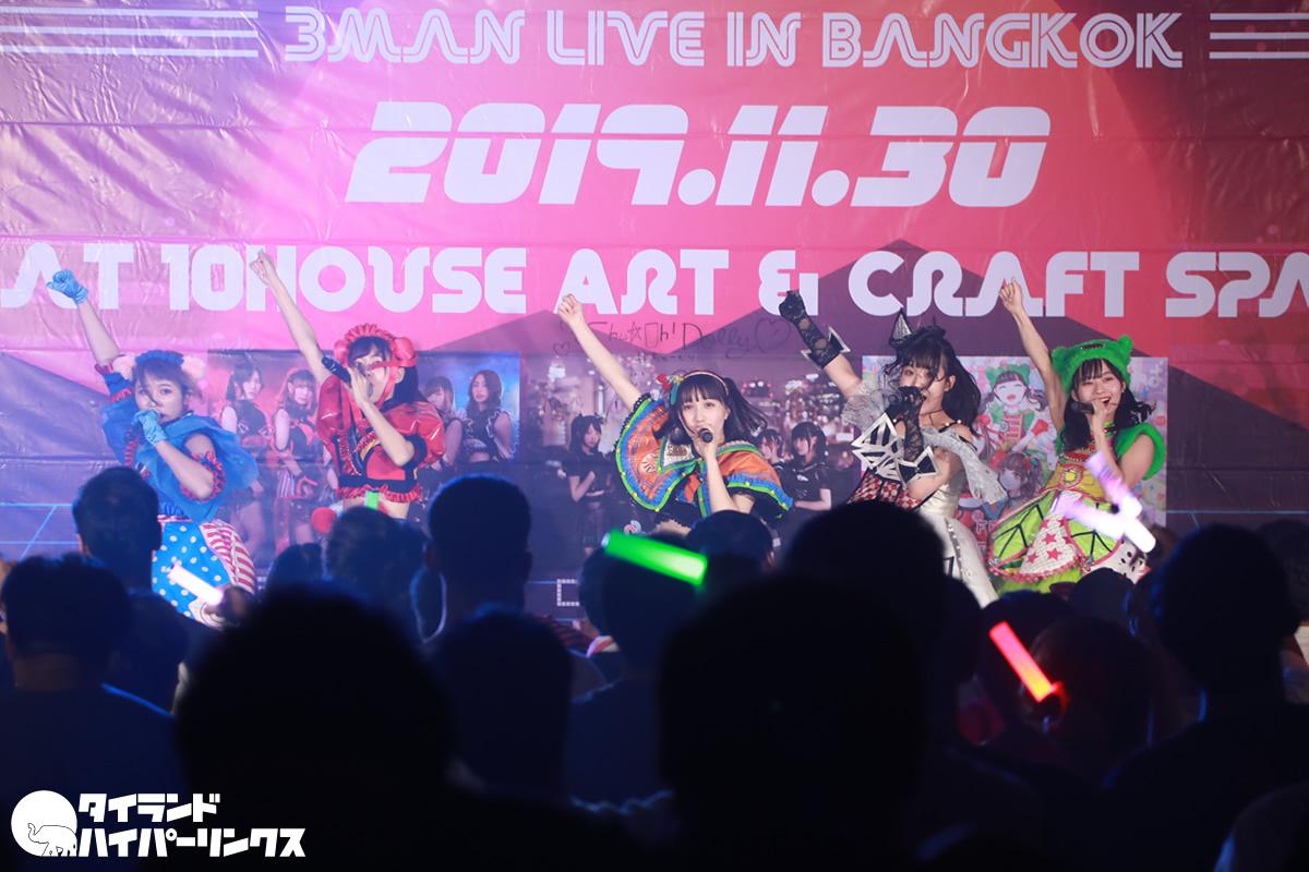 やっぱりFES☆TIVEは盛り上がる!タイ・バンコクで4度目のワンマイライブ