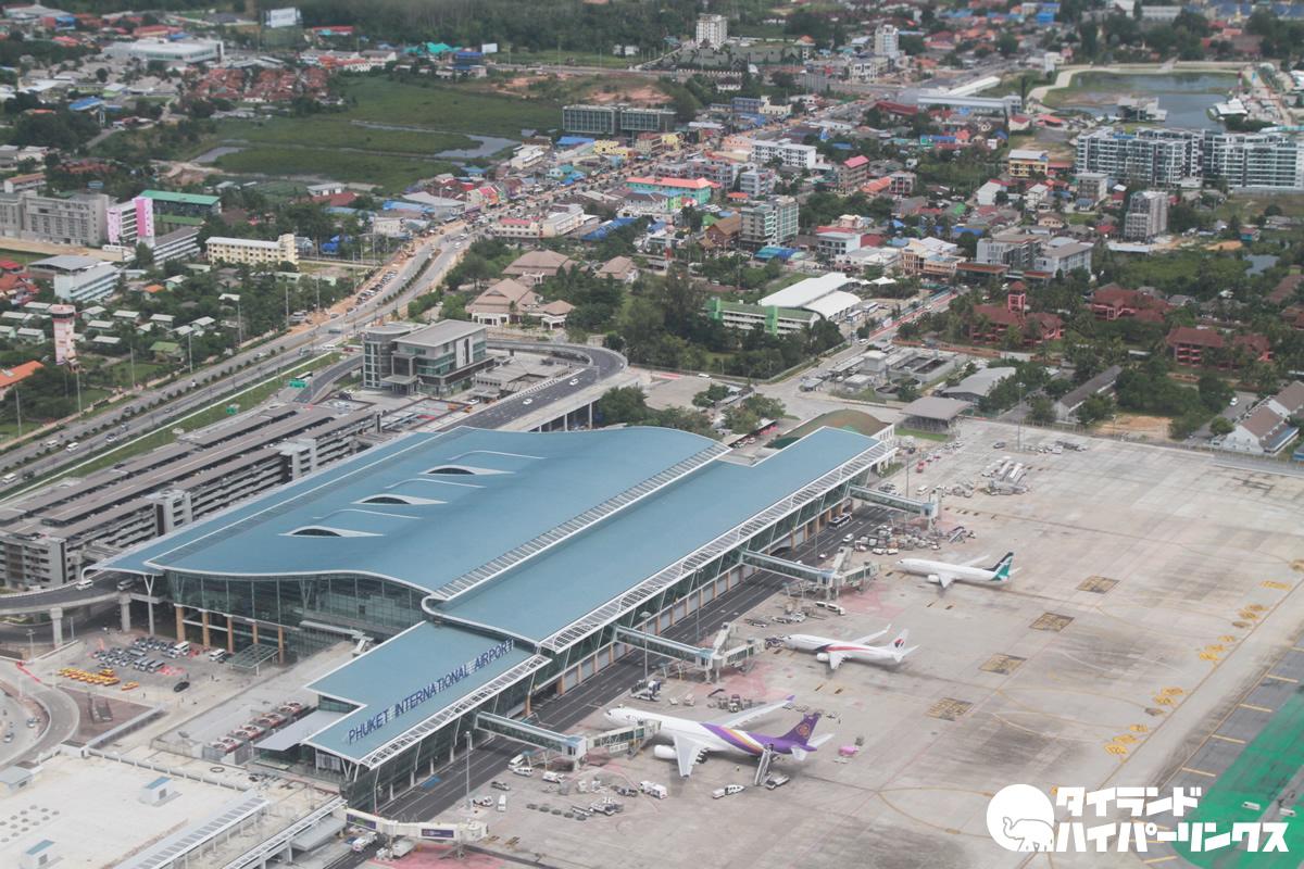 プーケット空港は2020年6月15日より再開へ