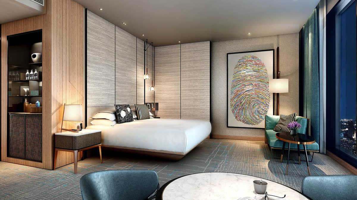 「キンプトンマーライバンコク」が2020年半ば開業、インターコンチネンタルホテルズグループ