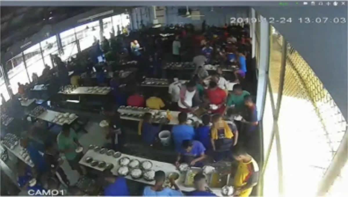タイの刑務所の監視カメラがハッキング被害、映像がYouTubeで公開