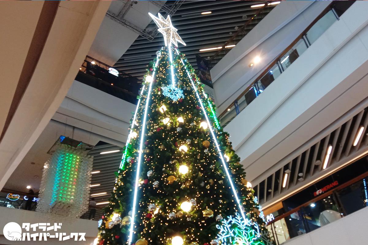 タイは正月もクリスマスも一緒~まだまだメリークリスマス!