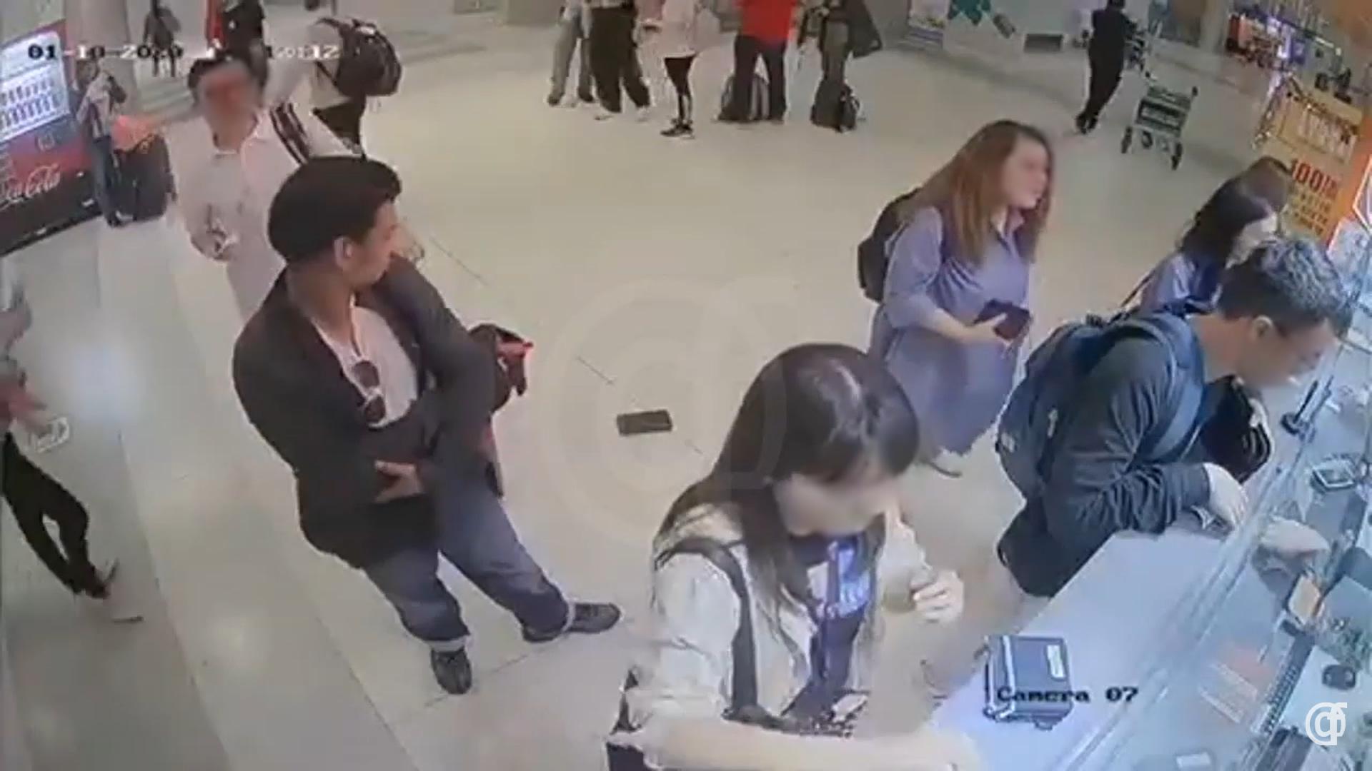 防犯カメラの映像が報じられギブアップ、容疑者が自ら警察に連絡