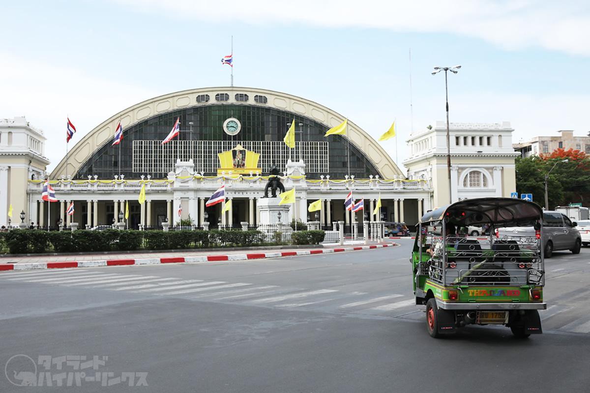 タイの非常事態宣言は6月30日まで延長へ