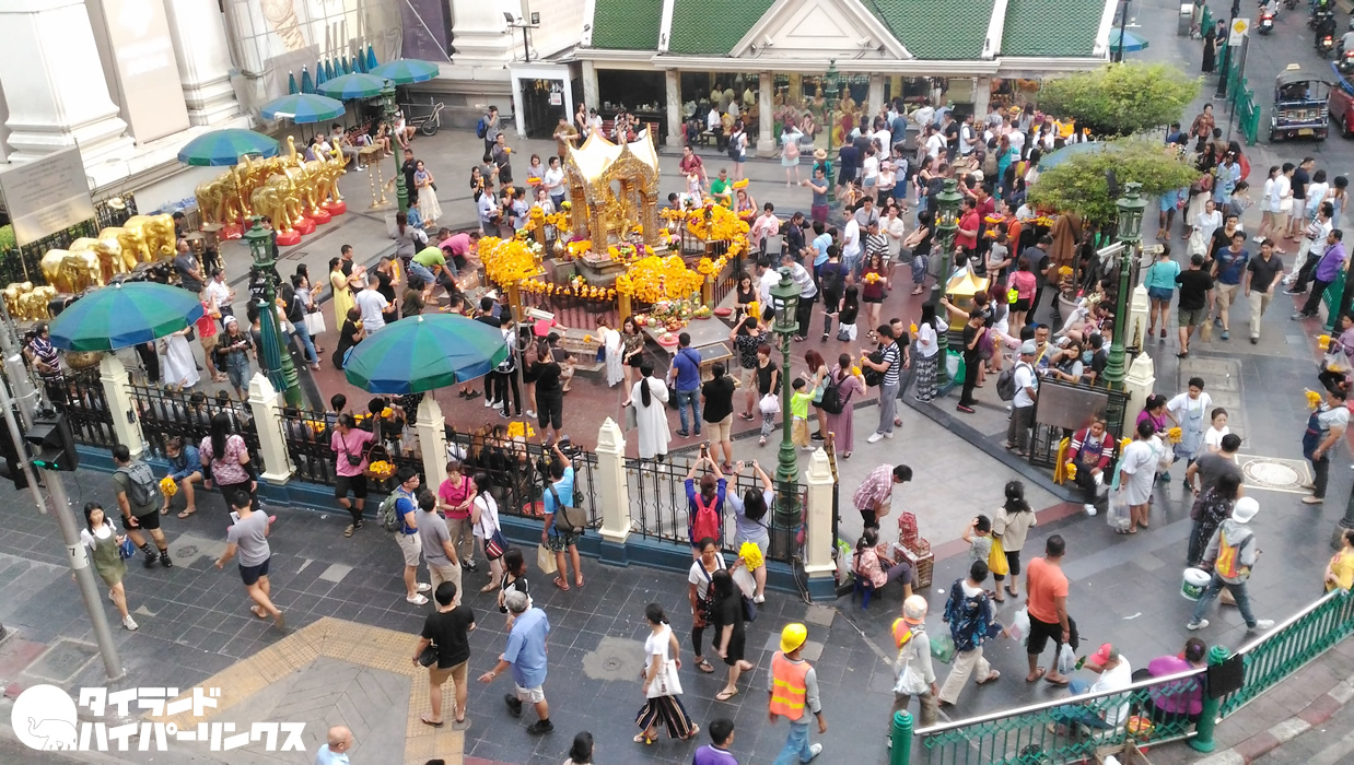 タイ旅行に行きたい!世界の人々が「バンコク」を検索(Booking.com調べ)