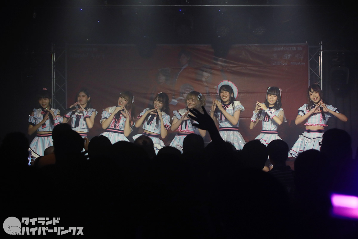 SUMOMOの2020年初ステージ[Siamdol Children Day's After Party]