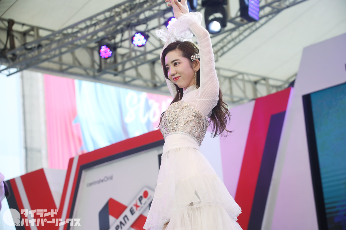 濵松里緒菜、2年連続「JAPAN EXPO THAILAND」のステージへ
