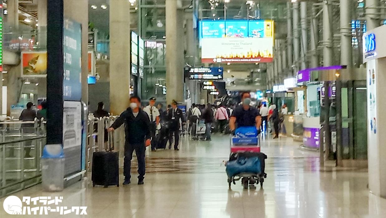 145人の中国人観光客がタイに到着、「特別観光ビザ」の第2グループ