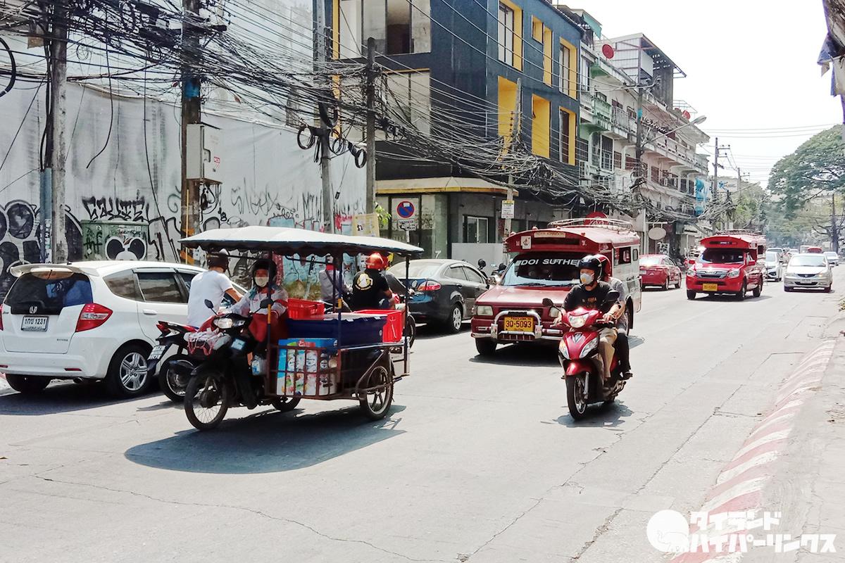 チェンマイで下着ドロを逮捕、1000着以上押収