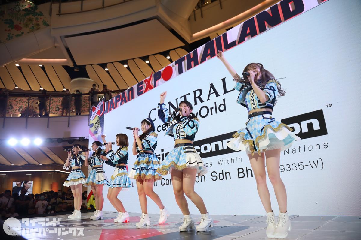 CoverGirls、「JAPAN EXPO THAILAND 2020」のステージでバンコクでのワンマンライブ開催を発表