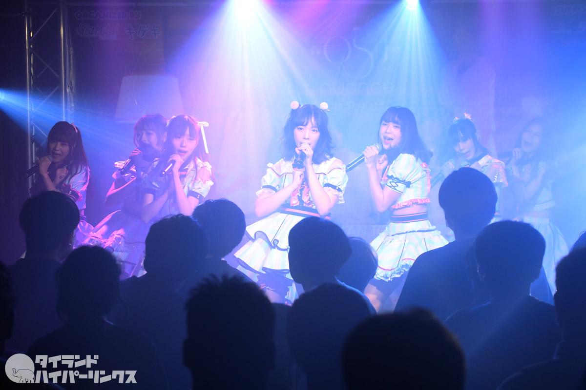 Sumomoがトリで登場!天皇誕生日を祝うアイドルライブ「Naruhito Birthday Party」